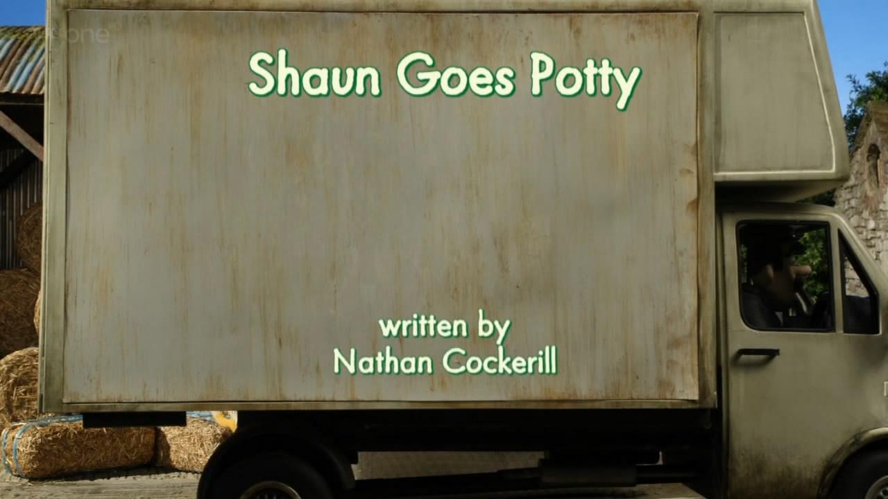 Shaun Goes Potty