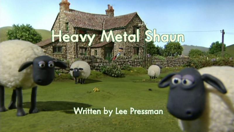 Heavy Metal Shaun