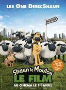 Shaun the Sheep Movie French Poster