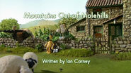 Mountains Out of Molehills title card