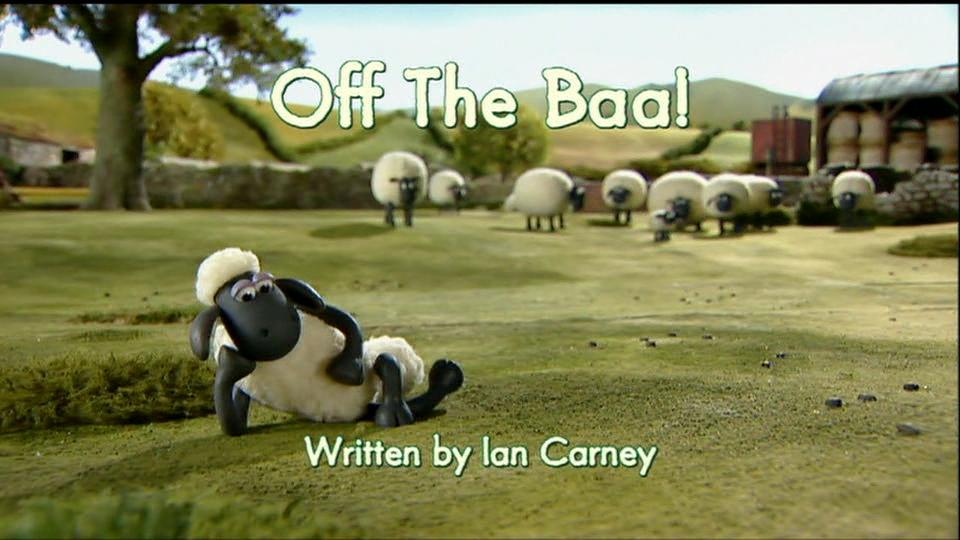 Off The Baa!
