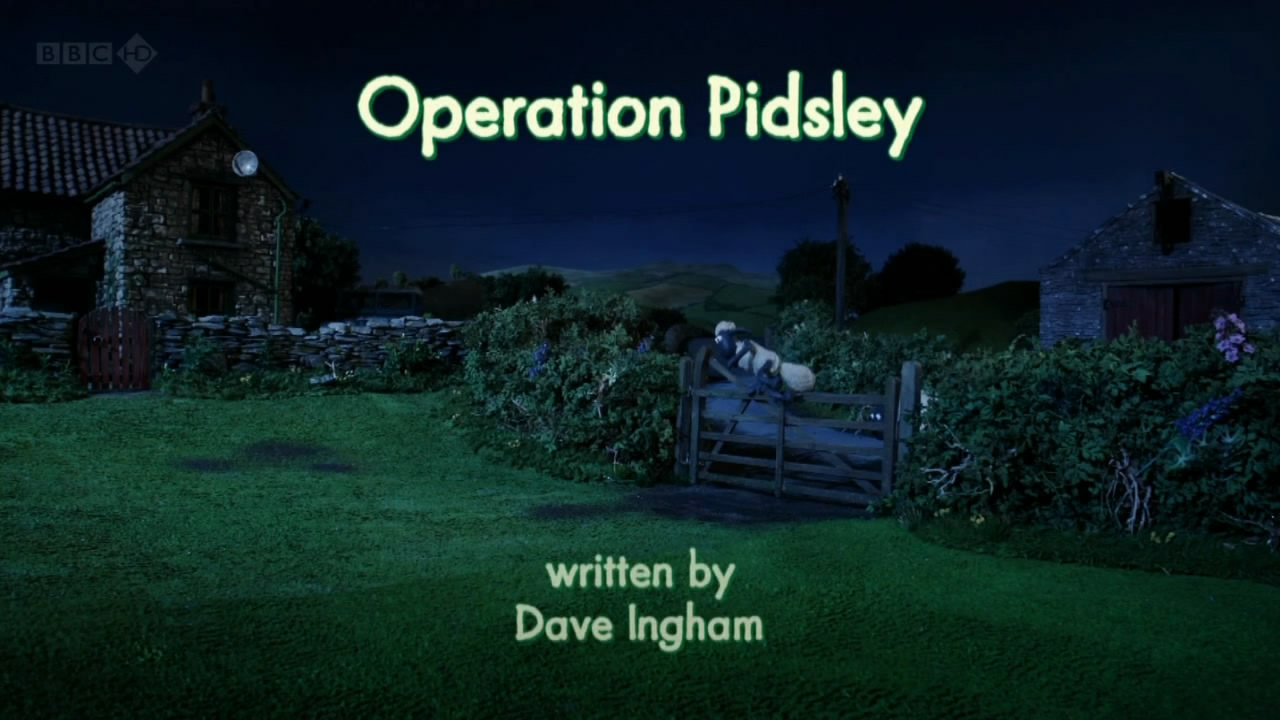 Operation Pidsley
