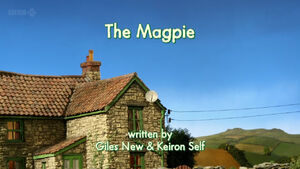 The Magpie title card.jpg