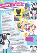 Aardman Competitions! you could win all these fab aardman prizes!