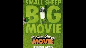 Shaun The Sheep Movie – Motion Poster