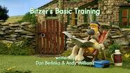 Bitzer's Basic Training title card