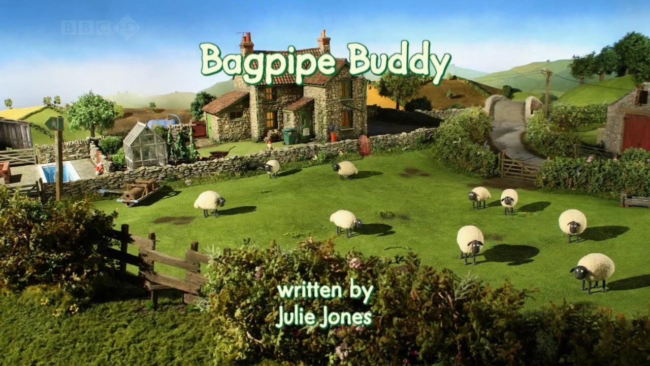 Bagpipe Buddy