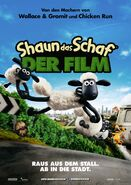 Shaun the Sheep Movie German Poster