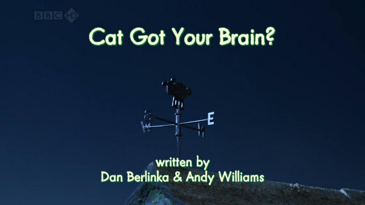Cat Got Your Brain