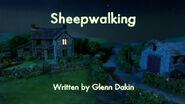 Sheepwalking title card