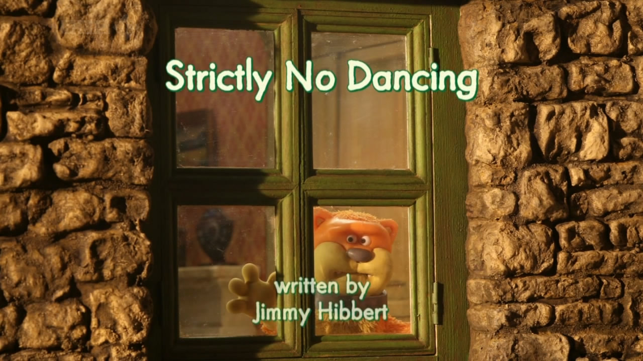 Strictly No Dancing