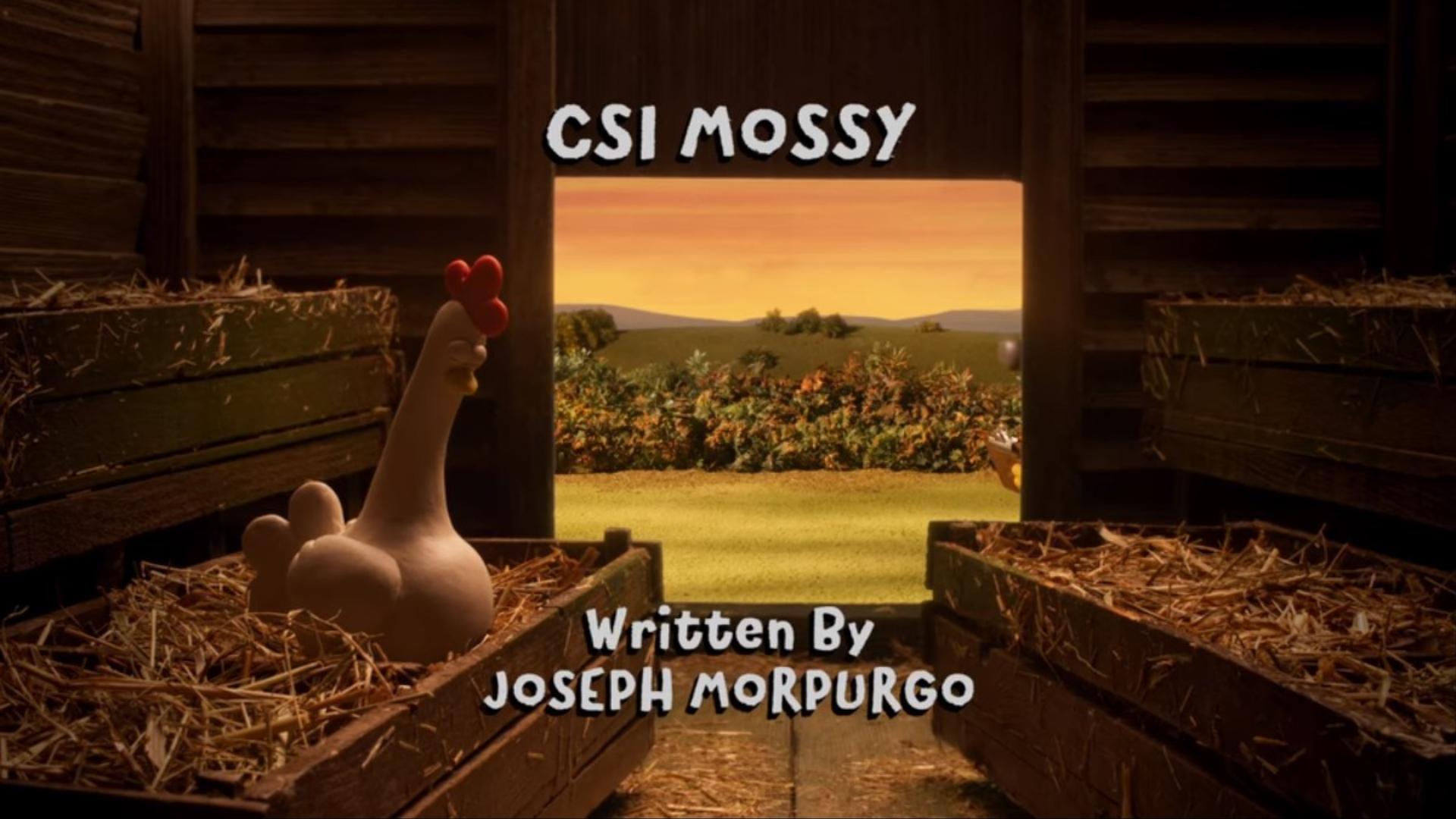 CSI Mossy