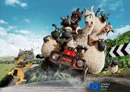 The Farmer's Llamas Promotional Image 2