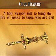 Crucificatorweapon