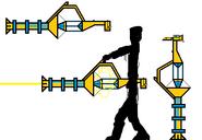 Straightlightning spear