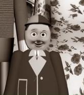 Thomas Gotze as a human
