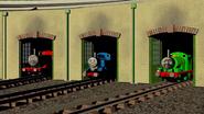 Thomas, James & Percy