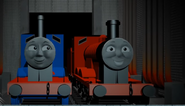 Edward and James,