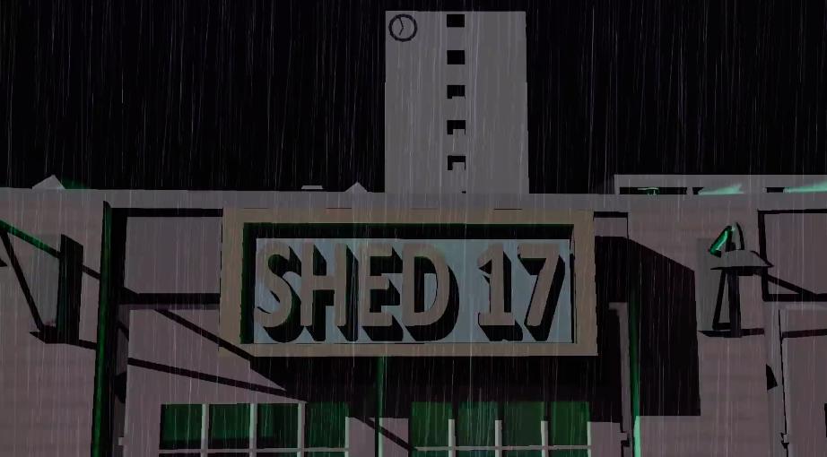 Shed 17 Wikia