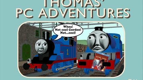 Thomas' PC Adventures Episode 3 Percy's Revelation
