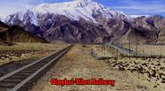 Oinghai-Tibet Railway