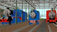 Thomas' PC Adventures Episode 2 Edward's Rendez-vous
