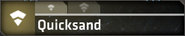Quicksand Icon