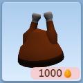 Thanksgiving turkey dinner hat icon
