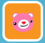 Pink Bear Face Stamp.png