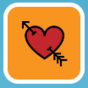Heart With An Arrow Piercing Through.png