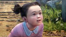 Unnamed little girl