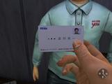 WS Yukawa Business Card