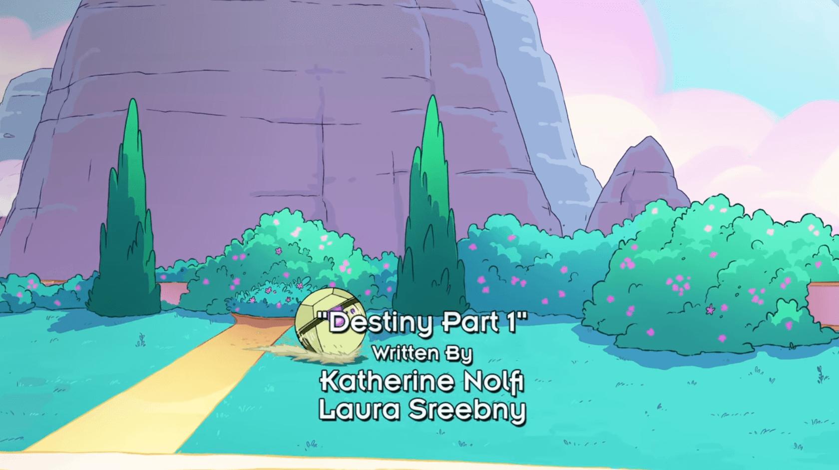 Destiny Part 1