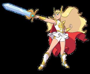 Debut She-Ra