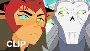 Catra in the Throne Room She-Ra and the Princesses of Power Netflix Futures