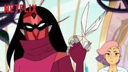Shadow Weaver's Garden 🌹She-Ra and the Princesses of Power Netflix