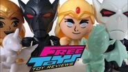 2020 SHE-RA & the PRINCESSES OF POWER @ SONIC DRIVE-IN! FREE TOYS REVIEW