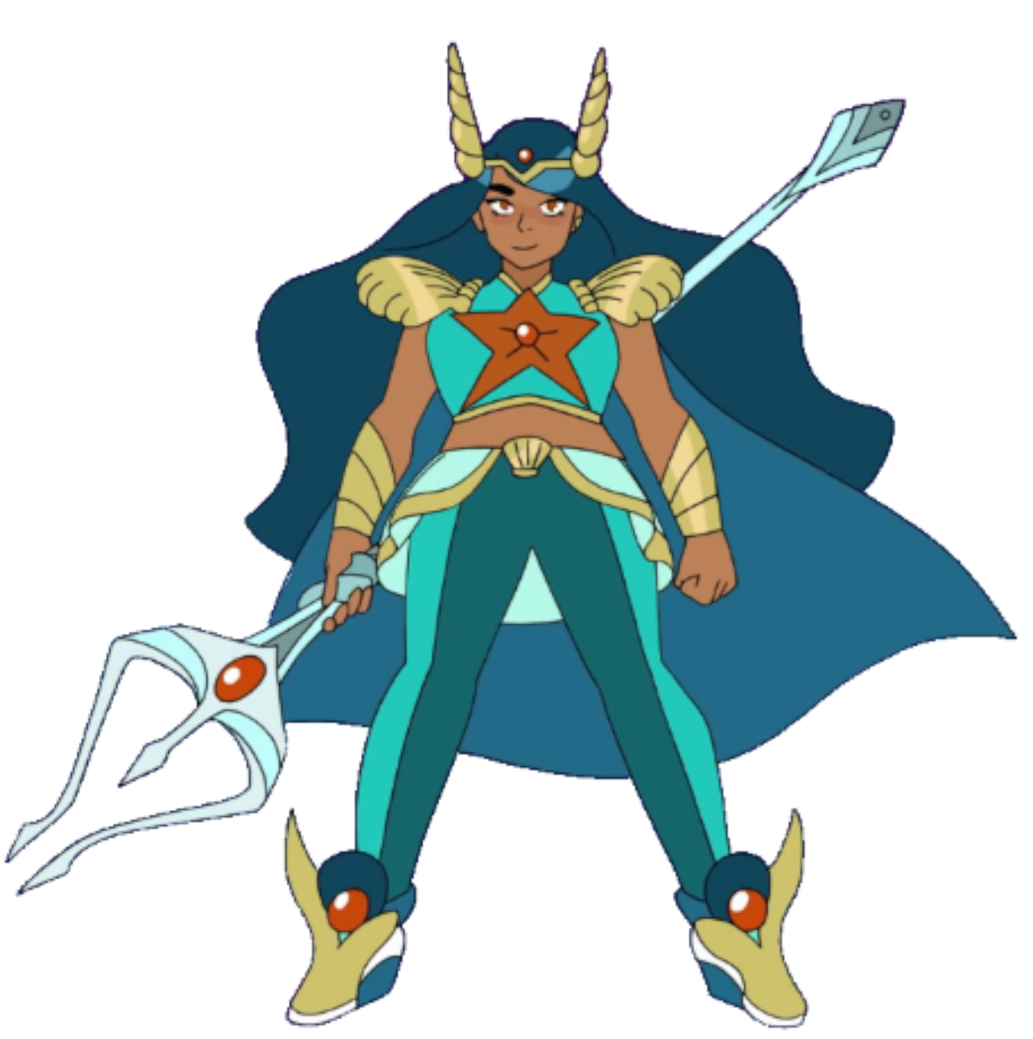 Mermista She Ra And The Princesses Of Power Wiki Fandom The opportunity for a crossover was too good to pass up. she ra and the princesses of power wiki