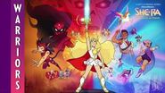 """""""Warriors (She-Ra and the Princesses of Power Theme Song)"""" by Aaliyah Rose"""