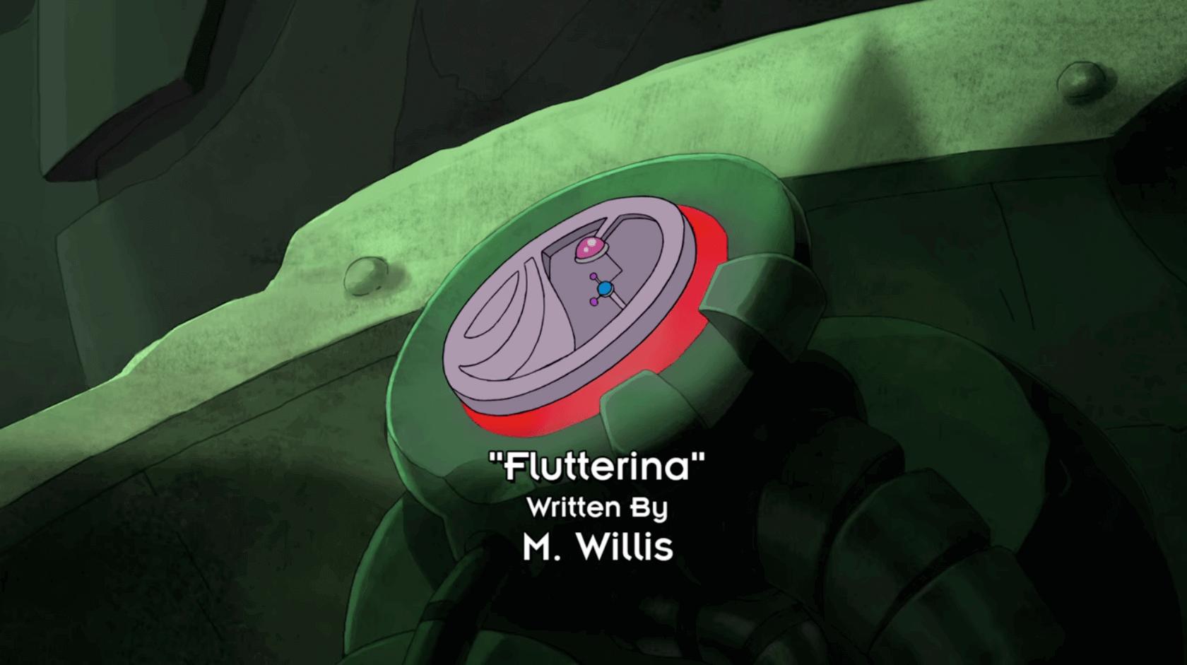 Flutterina (episode)