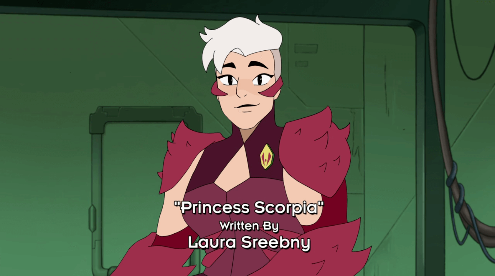 Princess Scorpia