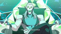 Horde Prime speaks to Hordak