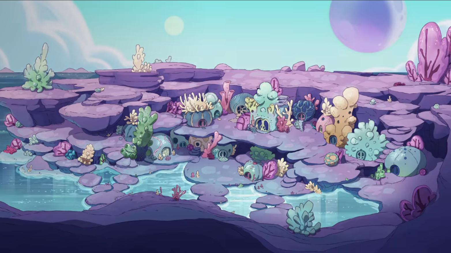 Sea Elf Village