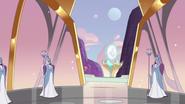 Bright Moon Throne Room