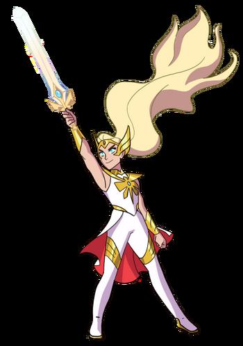 Current She-Ra