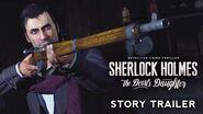 Sherlock Holmes - The Devil's Daughter (Story Trailer)
