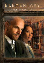 Elementary Quinta temporada DVD.jpg