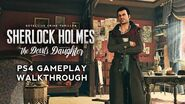 Sherlock Holmes - The Devil's Daughter (Walkthrough Gameplay)