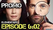 """Elementary 6x02 Promo """"Once You've Ruled Out God"""""""