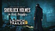 Sherlock Holmes The Devil's Daughter (Tráiler de lanzamiento) (sub